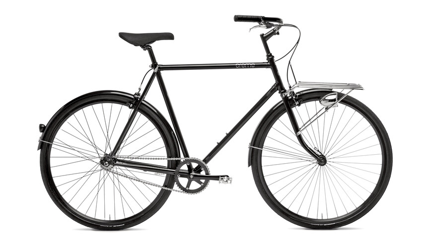 Creme Caferacer Men Solo 3-speed black